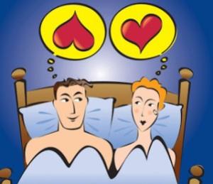 Dos corazones - consejos para el sexo